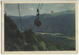 Prahova Valley - Funicular Railway - Picture Post Card Stationery - Roemenië
