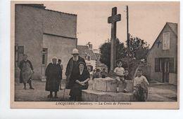 LOCQUIREC (29) - LA CROIX DE PENNENEZ - Locquirec