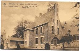 Bléharies NA3: Le Presbytère Et L'Eglise Saint-Aybert - Brunehaut