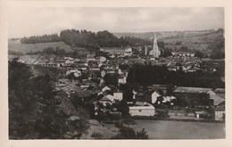 Carte Postale Ancienne De L'Isère - La Tour Du Pin - La Ville Vue De St Jean De Soudain - La Tour-du-Pin