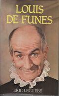 Livre. Louis DE FUNES. Par Eric LEGUEBE - Autres