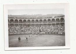 Photographie , 9 X 6.5, Corrida , Espagne ,plaza De Toros Del CHOFRE De SAN SEBASTIAN,  1935 - Lieux