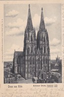 KÖLN - NORDRHEIN-WESTFALEN - DEUTSCHLAND -  9 ANSICHTKARTEN - Ansichtskarten