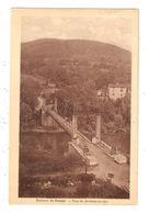 CPA 01 PONCIN Pont De Serrières Sur Ain Cachet Hexagonal Romanche Ain 1939 - Otros Municipios