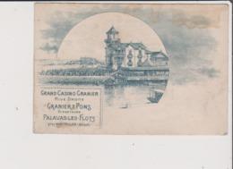 CPA - PALAVAS LES FLOTS - Grand Casino Granier Rive Droite Granier & Pons Directeur - Palavas Les Flots