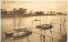 Nieuport-Ville NA41: Les Petites Barques De Pêche - Nieuwpoort