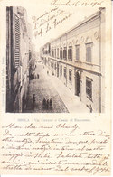 ITALIA  - IMOLA - Cassa Di Risparmio, Animata, Viag. 1906 - 2018 - 361 - Imola