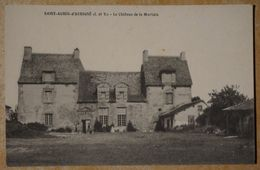 St-Aubin-d'Aubigné - Le Château De La Morlais - France