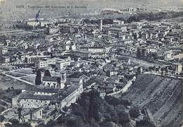 Cartolina Rieti Panorama Da Convento Di S. Antonio 1951 - Rieti
