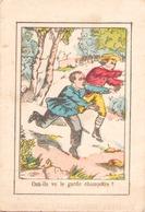 IMAGE AUX MILLE COULEURS G. LAJOIE CHARTRES - Vieux Papiers