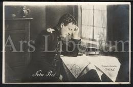 Postcard / ROYALTY / Belgique / Roi Albert I / Koning Albert I / Notre Roi - Patriotic