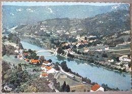 (39).THOIRETTE.VUE GENERALE.CIRCULE 1966.TIMBRE COQ DECARIS FLUORESCENT. - Frankreich