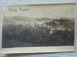 CP-Verzy- Sur-Marne (51) Vue Générale - Verzy