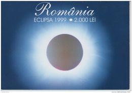 Romania - Pick 111b - 2000 Lei 1999 - Unc - Commemorative With Folder - Roumanie