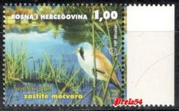 Bosnia Croatian Post  -  World Swamp Protection Day 2006 MNH - Bosnia And Herzegovina