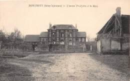 76 - SEINE MARITIME / 761849 - Montroty - L'ancien Presbytère Et La Mare - France