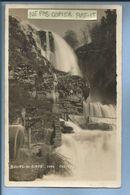Carte-photo Bourg-de-Sirod (39) Cascade 2 Scans (roue à Aube ? Moulin ?) - Andere Gemeenten