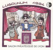BLOC CNEP N° 18 SALON PHILATHELIQUE DE LYON MNH  / 480 - CNEP
