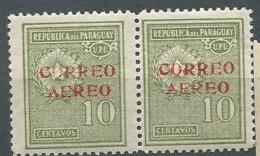 Paraguay - Aérien  - Yvert N°25 * / **   -  Po54603 - Paraguay