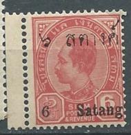 Siam    - Yvert N°  84 **  -  Po54604 - Siam