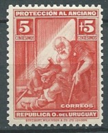 Uruguay      - Yvert N° 412 *    -  Po54618 - Uruguay