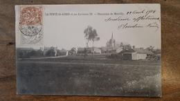 45 - CPA LA FERTE-ST-AUBIN Et Ses Environs 28. - Panorama De Marcilly - La Ferte Saint Aubin