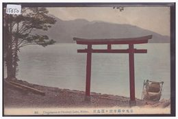 JAPAN - NIKKO - UTAGAHAMA AT CHUZENJI LAKE - TB - Japan