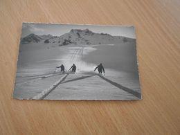 5288 - CPA , SUISSE, SWITZERLAND,  Geilskumi, Abfahrt, Ski, Winter Sport - BE Berne