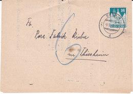 Selb, 1948,, Mi 83wg( 18003/102) - Bizone