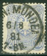 Deutsches Reich 42aa O Gepr. Zenker BPP - Deutschland