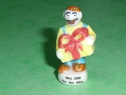 Fèves / Chiffres / Lettres / Mois / Saisons : Mai 2000 , Fete Des Mères T5 - Geluksbrengers