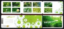 FRANCE 2008 Vacances/Holidays: Stamp Booklet UM/MNH - Libretti