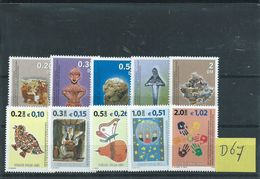 Kosovo Complete Sets Definitives,peace In Kosovo MNH/Postfris/neuf Sans Charniere(D-67) - Postzegels