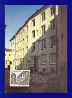 Luxemburg 1982  Mi.Nr. 1056 , Musee De L'Etat - Maximum Card - Stempel Jour D'Emission Luxembourg 4-5-1982 - Maximumkarten