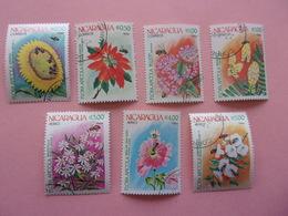 Nicaragua, Fleur Apicole Et Insecte, Abeille - Sonstige