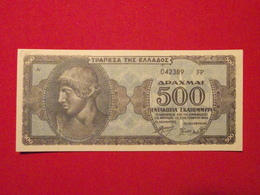 Grèce - Greece 500,000,000 Drachmai 1944 Pick 132 - NEUF / UNC ! (CLN184) - Grèce