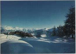 Thyon 2000 Les Collons - Vue De La Station Sur Les Alpes Bernoises - Photo: F. Morati - VS Valais
