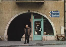 Bienne Biel - Vieille, Altstadt, Passage Rue Haute, Rue Basse, Durchgang Obergasse, Untergasse - BE Berne