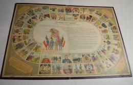 """Nouveau Jeu De La Guerre 1914 """"Jusqu'au Bout"""", Format 55x40  Cms En Carton Fort - Other Collections"""