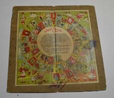 Jeu De L'oie Ancien, Format  27x27 Cms En Carton Fort - Other Collections