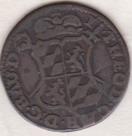 Belgique. Évéché De Liège. 1 Liard 1750. Jean-Théodore De Bavière - Belgique