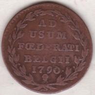 Pays-Bas Espagnole. Insurrection. 2 Liards 1790. - Belgique