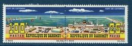Dahomey (Benin), Cotonou Harbour, 1965, MNH VF - Benin - Dahomey (1960-...)