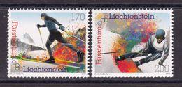 LIECHTENSTEIN 2017 2018 Winter Olympics In Pyeongchang - Liechtenstein