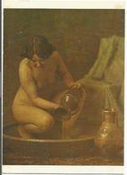 V1668 Gimpel - Nudo Nel Bagno - Venezia Palazzo Fortuny Campo San Beneto - Dipinto Paint Peinture - Pittura & Quadri