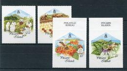 """Pitcairn - Mi.Nr. 544 / 547 - """"Bienenzucht"""" ** / MNH (aus Dem Jahr 1999) - Pitcairn"""