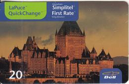 CANADA - Ottawa, Bell Magnetic Prepaid Card $20, Mint - Canada