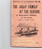 The Jolly Family  ; Vendu A Paris - Livres, BD, Revues