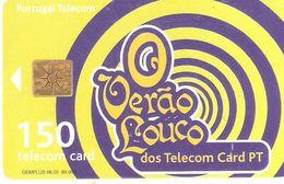 Portugal - Phonecard/ Telécarte Telecom Card / 2000 - Portogallo