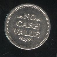 Jeton No Cash Value - Clown - Etats-Unis